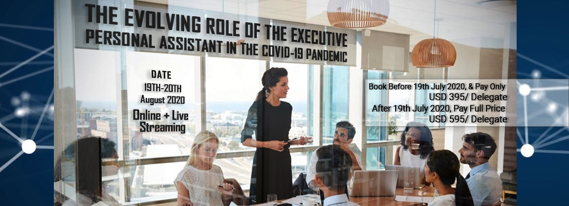 the evolving role of the executive PA