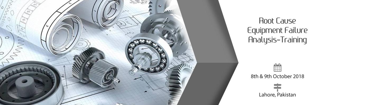 Root Cause Equipment Failure Analysis-Training