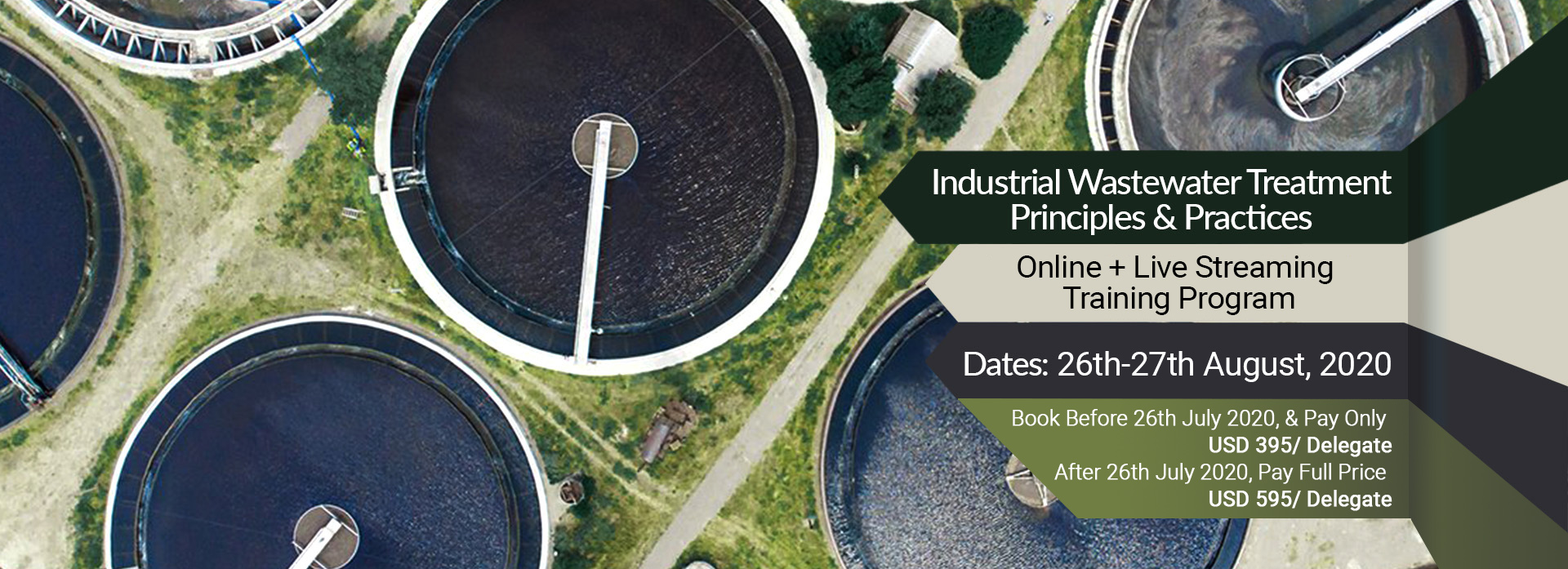 Waste water Treatment Course